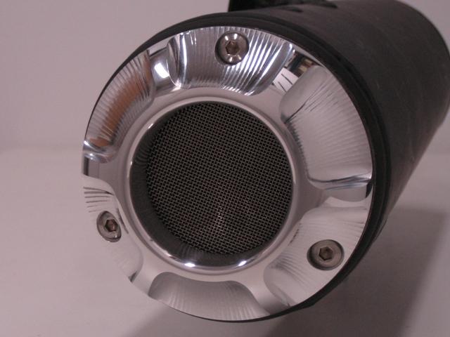 Muffler Tip Kawasaki Klx