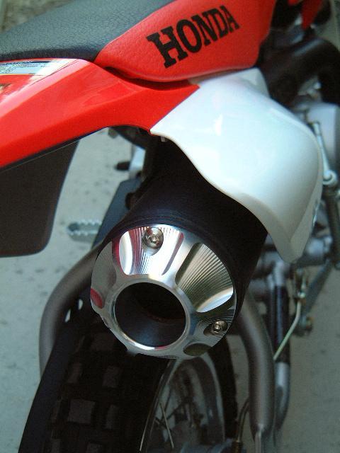 Dscf A on No Spark Honda Xr 100
